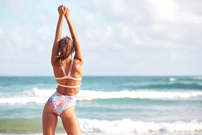 4 Workouts you can do in your Swimsuit