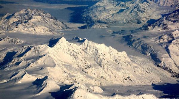 Chugach Mountains Alaska