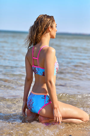womens athletic swimwear