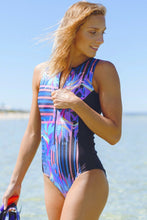 2018 Scuba Elite One Piece - Blue Paradise