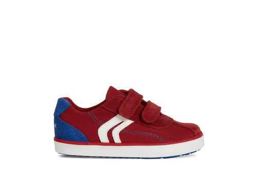 B Kilwi Boy Red/Royal