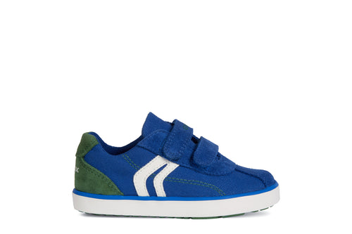B Kilwi Boy Royal Blue/Green