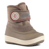 Olang Birba Velcro Snow Boot Coffee
