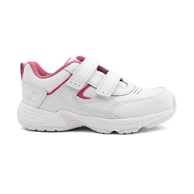 Meteor White/Pink Start Rite Shoe