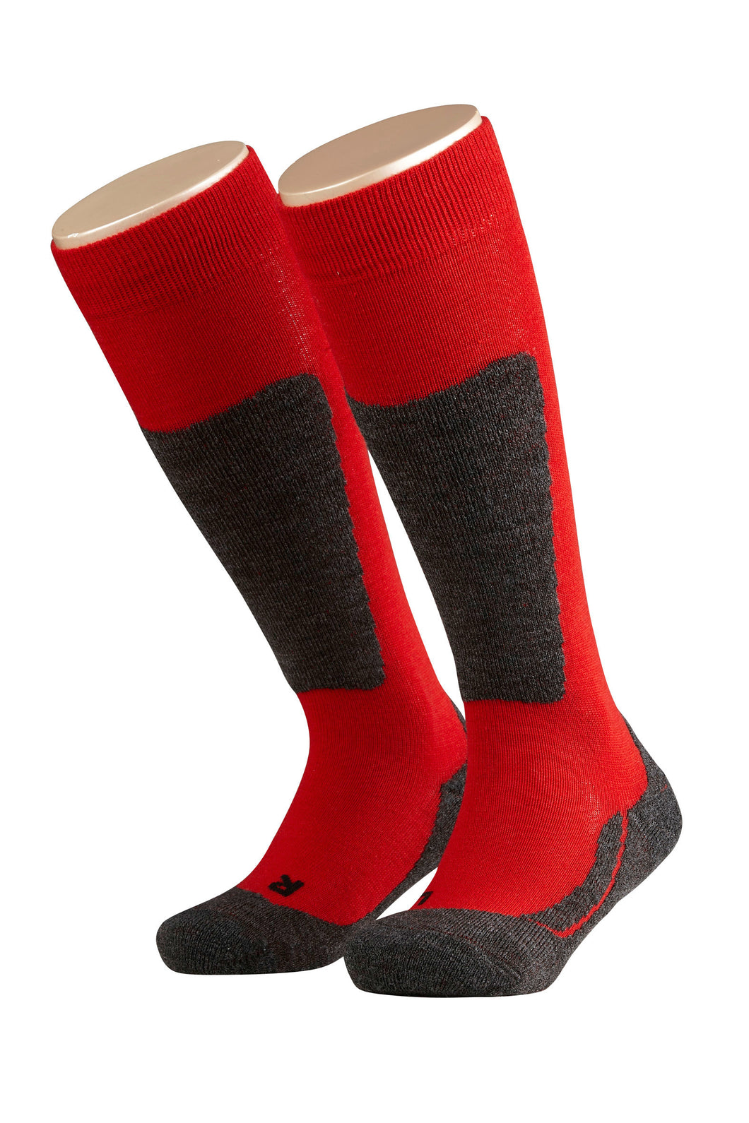 Active Ski Socks Kids Red