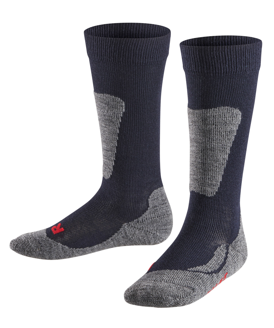 Active Ski Socks Navy Kids