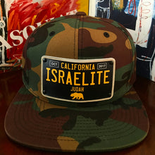 Load image into Gallery viewer, Israelite SnapBack Hat