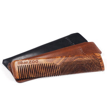 Load image into Gallery viewer, Blue Zoo Wooden Comb