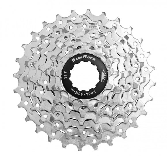 Cassette SunRace, 7 speed, 11-28T