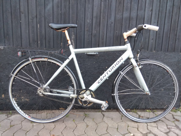 Raleigh - Centurion Discovery in white