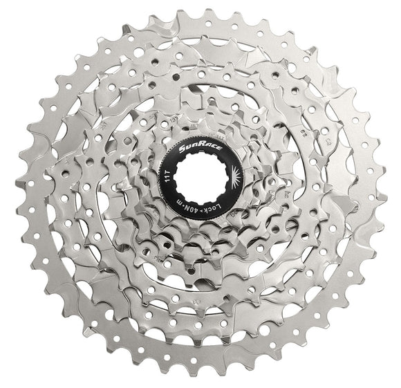 Cassette SunRace, 8 speed, 11-32T
