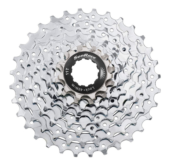 Cassette SunRace, 9 speed