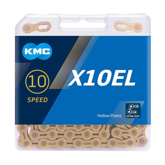 Chain KMC X10EL, gold