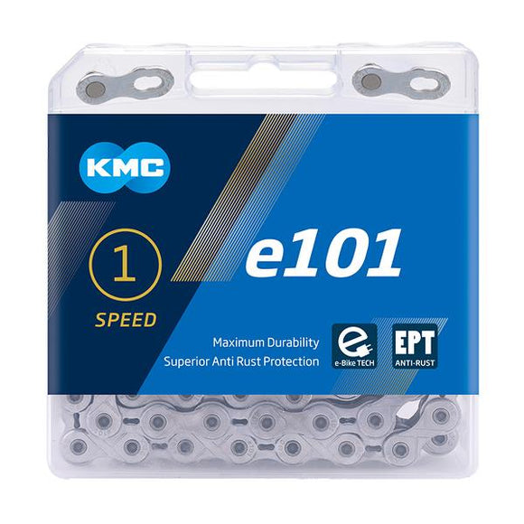 Chain KMC e101, EPT, 1 speed, wide
