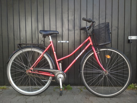 Bailey - MBK Bike for Life in Red