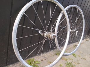 "Wheelset 28"" 1/8 speed - used"