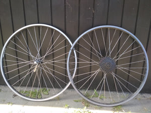 "Wheelset 26"" 8 speed - used"