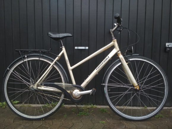 Andy - Nishiki Touring Master in Beige