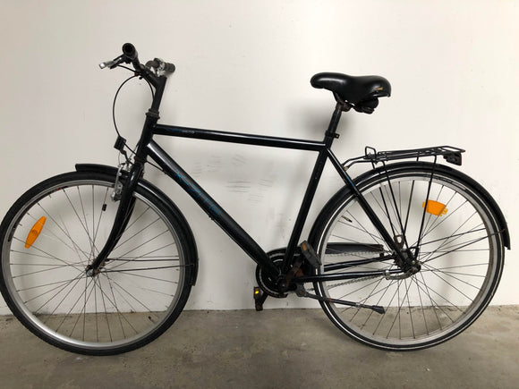 Artax - Xzite City Bike in Black