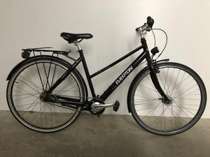 Jack - Everton City Bike in Black