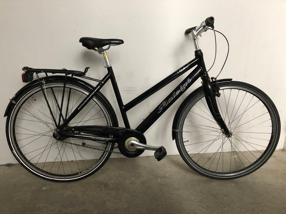 Soho - Raleigh City Bike in Black