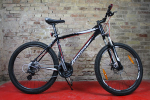 Ryan - Cannondale Trail SL5 in Black