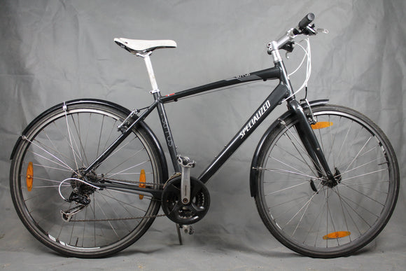 Simon - Specialized Sirrus in Gray