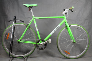 Vasil - PUCH Fixie in Green