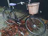 Mette - Raleigh Tourist DeLuxe in Black
