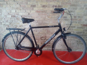 Robin - Raleigh Shopping Alu in Black