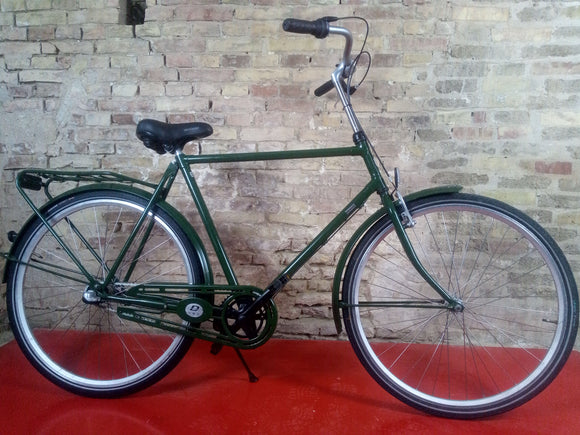 William - Dresco Euro Bike in Green