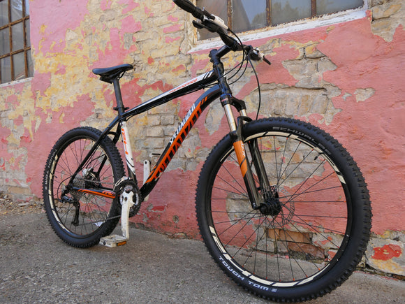 William - Specialized Rockhopper