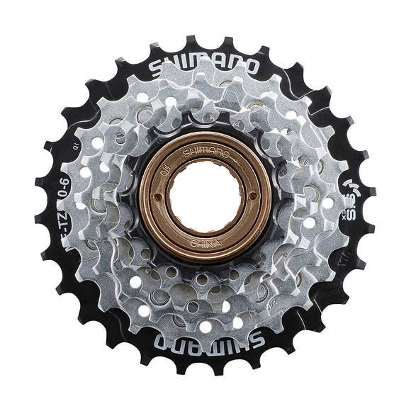Freewheel Shimano MF-TZ510, 6 speed, 14-28T
