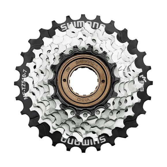 Freewheel Shimano MF-TZ510, 7 speed, 14-34T