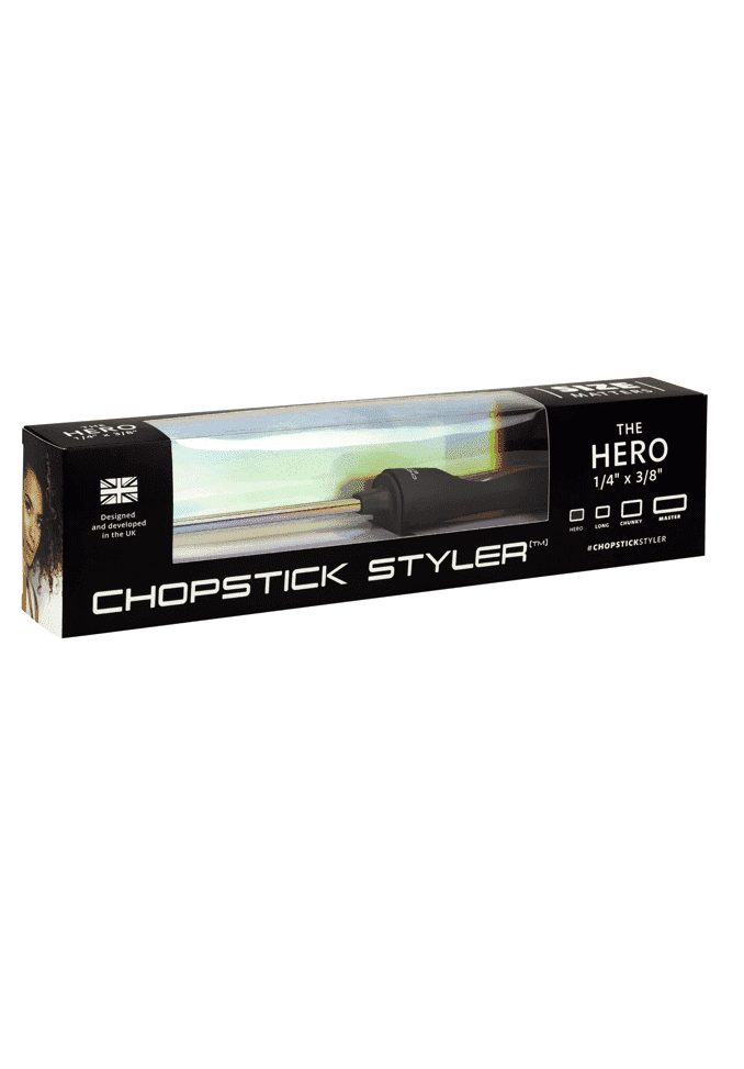 THE HERO CHOPSTICK STYLER