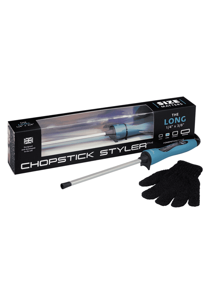 THE LONG CHOPSTICK STYLER