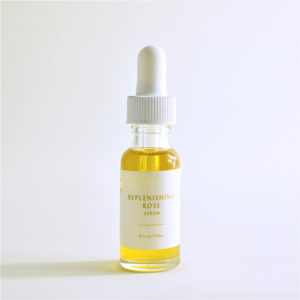Replenishing Rose Serum - Leo Collective