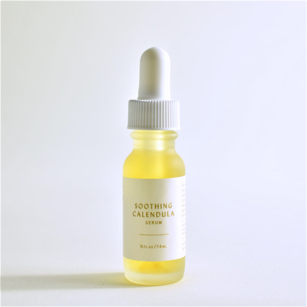 Soothing Calendula Serum - Leo Collective