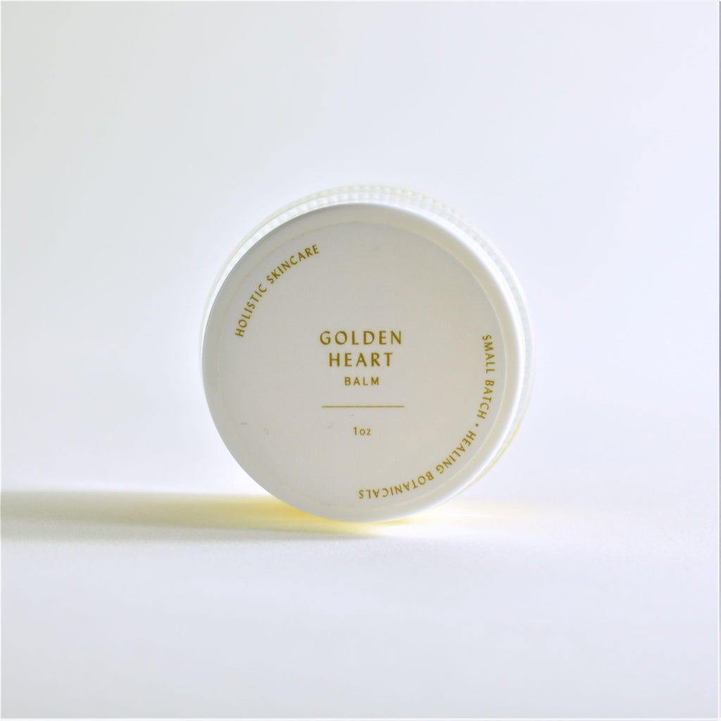 Golden Heart Balm - Leo Collective