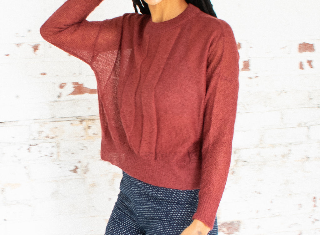 Rosser Sweater - Leo Collective