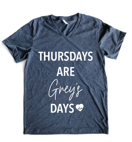 Thursday's are Grey's Days