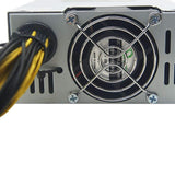 LN-2200T 2200W 110V 230V High Power 12V Adaptive Switch Power Supply with Cooling Fan for Computer Graphics Cards