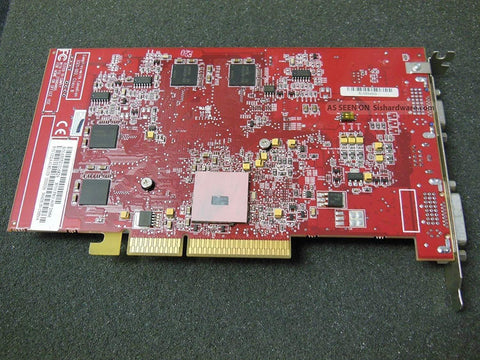 Ati Radeon X700 Pro 256mb Ddr3 Sdram Agp 4x/8x Video Card. (407