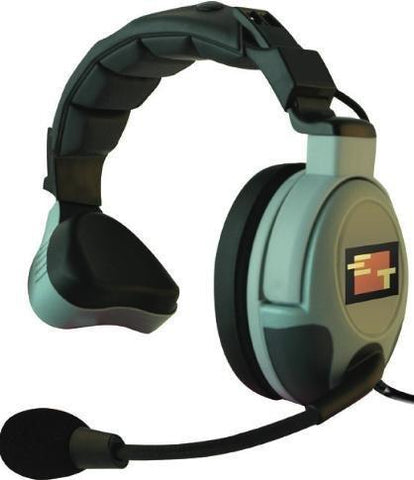 Flex Max Single Headset for use with COMSTAR Systems