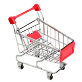 6Colors Baby Kids Simulation Mini Shopping Cart Toys