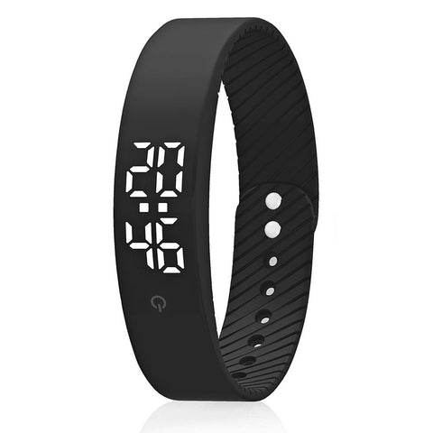 Tracker Bracelet Pedometer Wristband Durable  Smart Activity Kids Student