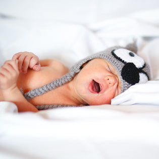 Why your baby shouldn't be sleeping through the night.
