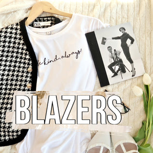 Summer Blazer Outfit Ideas