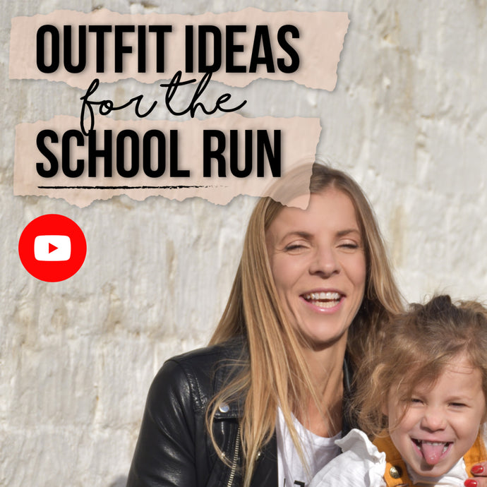 Casual Outfit Ideas for Mums on the School Run