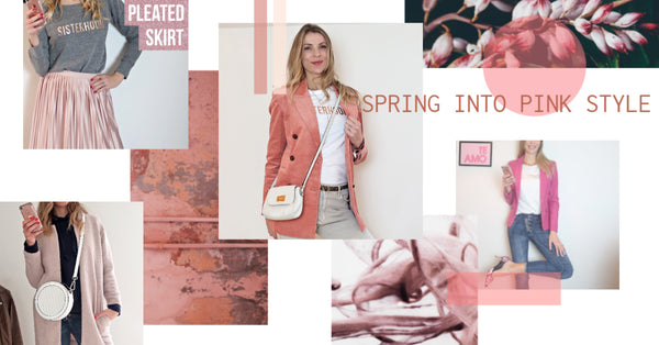 Mama life London Spring into Pink Styles